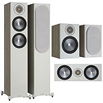 Monitor Audio Pack 200 5.0 Urban Grey