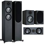 Monitor Audio Pack 200 5.0 Noir