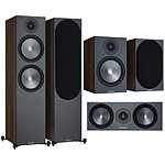 Monitor Audio Pack 500 5.0 Noyer