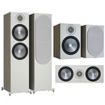 Monitor Audio Pack 500 5.0 Urban Grey