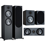 Monitor Audio Pack 500 5.0 Noir