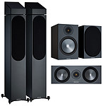 Monitor Audio Pack 500 Atmos 5.0.2 Noir