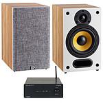 Tangent Ampster BT II + Davis Acoustics Mia 30 Chêne Clair