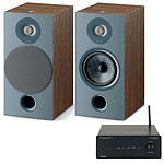 Tangent Ampster BT II + Focal Chora 806 Dark Wood