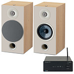 Tangent Ampster BT II + Focal Chora 806 Light Wood