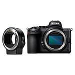 Nikon Z 5 + FTZ