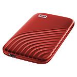 WD My Passport SSD 500 GB USB 3.1 - Rojo