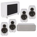 Q Acoustics Pack 5.1 3010i Blanc