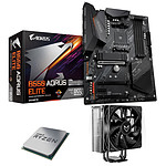 Kit Upgrade PC AMD Ryzen 5 5600X Gigabyte B550 AORUS ELITE