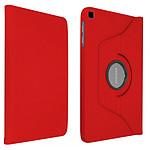 Akashi Etui Folio Rouge Galaxy Tab A7 2020