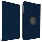 Akashi Etui Folio Bleu Galaxy Tab A7 2020
