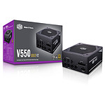 Cooler Master V550 GOLD V2 80PLUS Gold