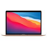 Apple MacBook Air M1 (2020) Or 8Go/256 Go (MGND3FN/A)