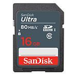 SanDisk Ultra SDHC UHS-I 16 Go