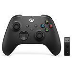 Microsoft Xbox Series X Controller + Adaptateur PC
