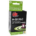 UPrint Cartouche compatible 301XL CH564EE