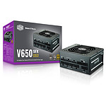 Cooler Master V650 SFX GOLD 80PLUS Gold