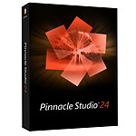 Pinnacle Studio 24 Standard - Licence perpétuelle - 1 poste - Version Boîte