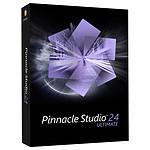 Pinnacle Studio 24 Ultimate - Licence perpétuelle - 1 poste - Version Boîte
