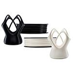 Ultimaker Pack Filament Noir et Blanc 2.85mm