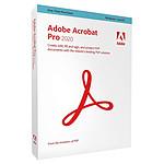 Adobe Acrobat Pro 2020 - 1 utilisateur - Version boîte