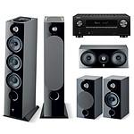 Denon AVC-X3700H Noir + Focal Pack Chora 826-D Noir