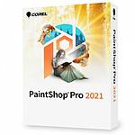 Corel PaintShop Pro 2021 Mini Box - 1 utilisateur - Version mini boîte