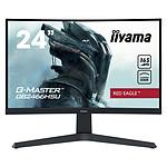 "iiyama 23.6"" LED - G-MASTER GB2466HSU-B1 Red Eagle"
