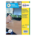 Avery 10 Films Antimicrobiens 199,6 x 289,1 mm (AM001A4-10)