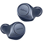 Jabra Elite Active 75t Wireless Charging Bleu
