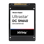 Western Digital Ultrastar DC SN640 NVMe 7680 GB