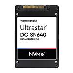 Western Digital Ultrastar DC SN640 NVMe 6400 Go