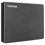 Toshiba Canvio Gaming 4Tb Negro