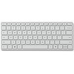 Microsoft Designer Compact Keyboard Blanc Glacier
