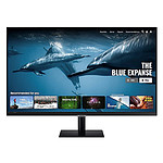 "Samsung 31.5"" LED - Smart Monitor M5 S32AM500NU"