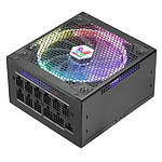 Super Flower Leadex III Gold ARGB - 650W (Noir)