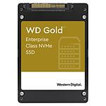 Western Digital SSD NVMe WD Gold 7,68 TB