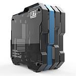 Zeaginal ZC-07 (Noir/Bleu)