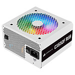 Corsair CX650F RGB 80PLUS Bronze (Blanc)