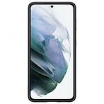 Samsung Coque Silicone Noir Galaxy S21