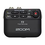 Zoom F2 Noir