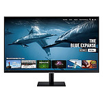 "Samsung 31.5"" LED - Monitor Inteligente M7 S32AM700UU"