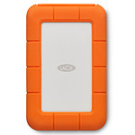LaCie Rugged Secure USB-C (2 To)