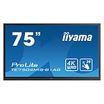 "iiyama 75"" LED - ProLite TE7504MIS-B1AG"