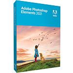 Adobe Photoshop Elements 2021 - Licence perpétuelle - 1 utilisateur - Version boîte