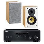 Yamaha MusicCast R-N303 Noir + Davis Acoustics Balthus 30 Chêne Clair