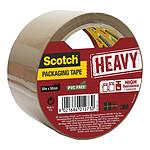 Scotch Rouleaux de ruban adhésif Heavy 50 mm x 50 m Havane