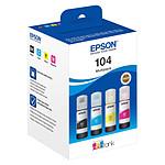 Epson 104 EcoTank 4-colour Multipack
