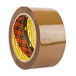 Scotch rouleau de ruban adhésif 50 mm x 66 m Havane