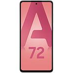 Samsung Galaxy A72 Blanc